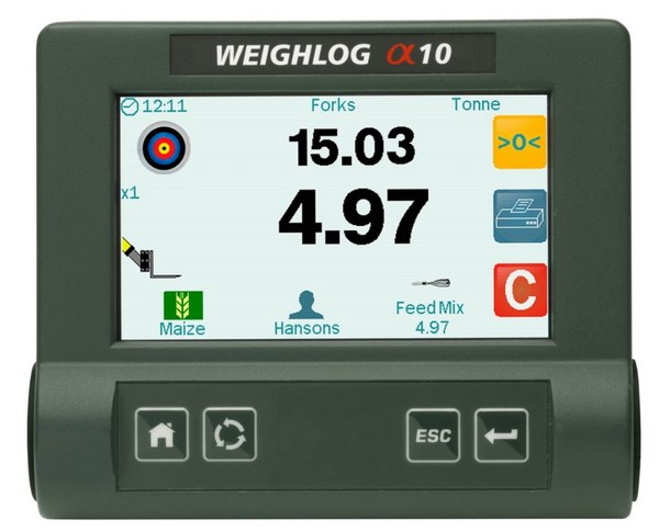 WEIGHLOG ALPHA10
